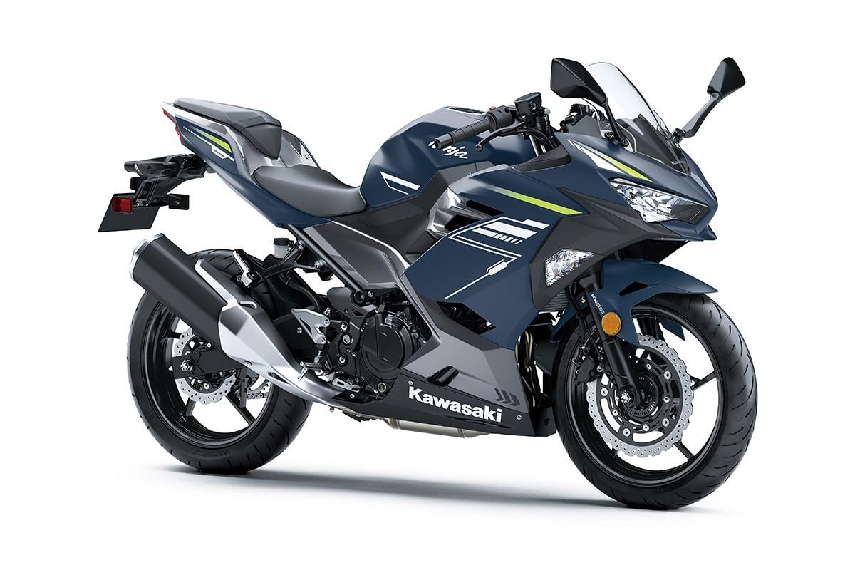 Kawasaki Ninja 400 Updated For 2021