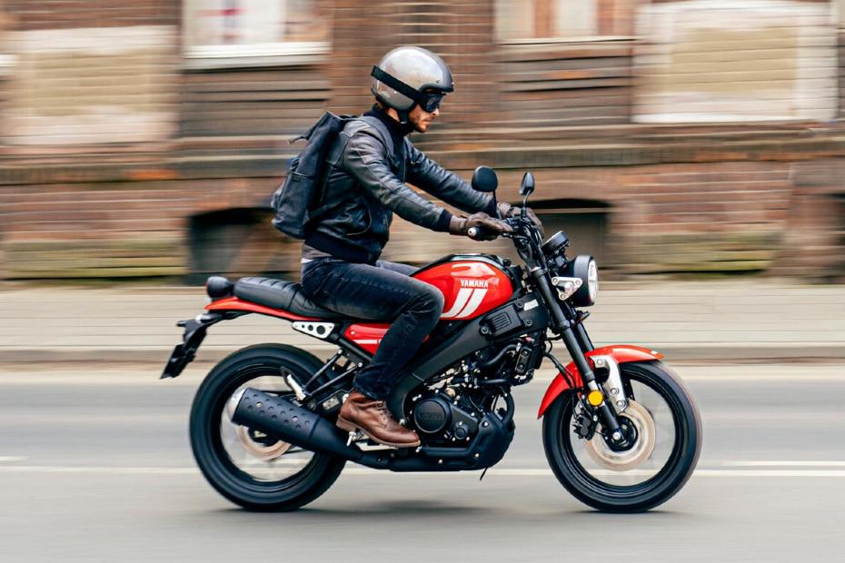 Yamaha XSR125 Unveiled Globally