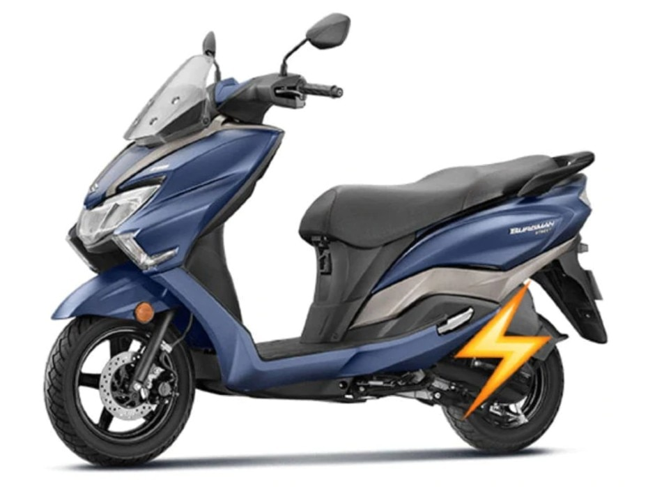 Suzuki Burgman Electric: What To Expect From The Brand's First E-scooter?