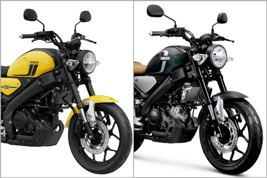 Yamaha XSR125 vs Yamaha XSR155: Differences Explained