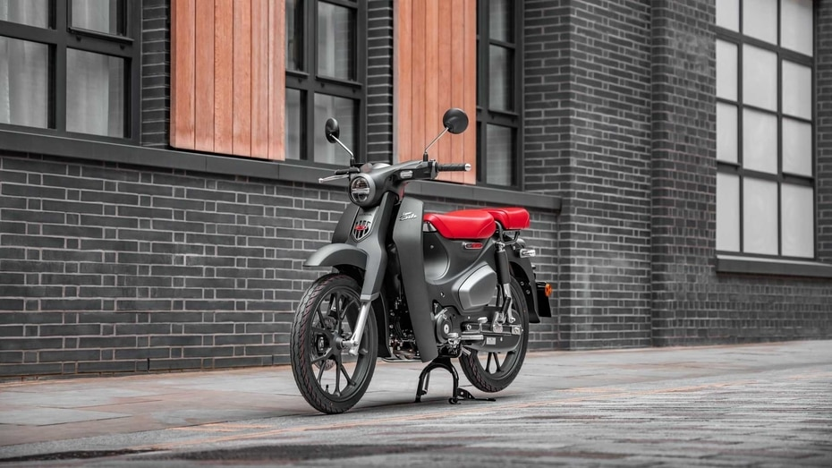 2021 Honda Super Cub 125 Launched In Europe