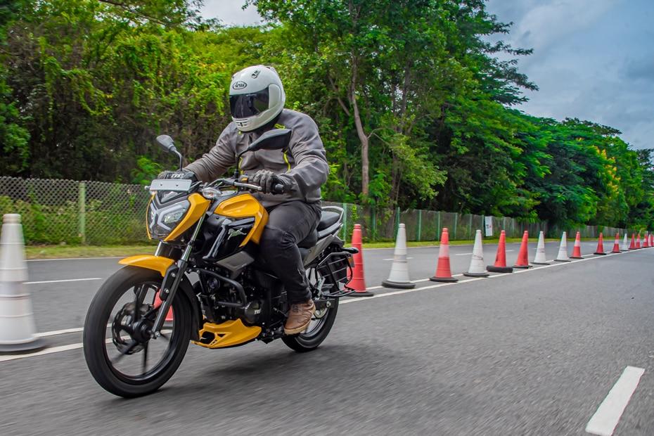 TVS Raider: First Ride Review