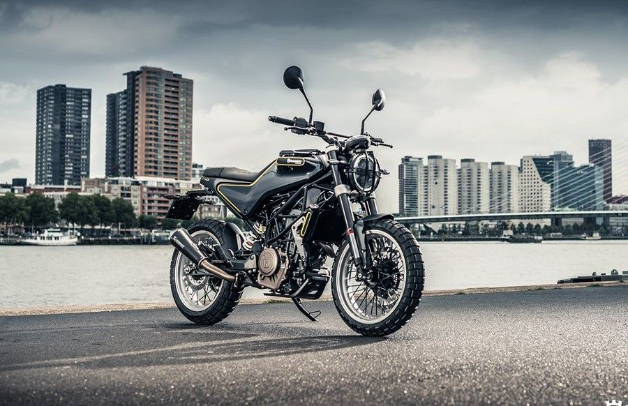 Husqvarna To Retail Bikes In India By 2020 Bikedekho