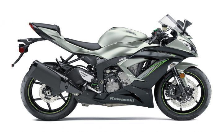 Kawasaki Ninja Zx 6r Bookings Open In India Gaadi
