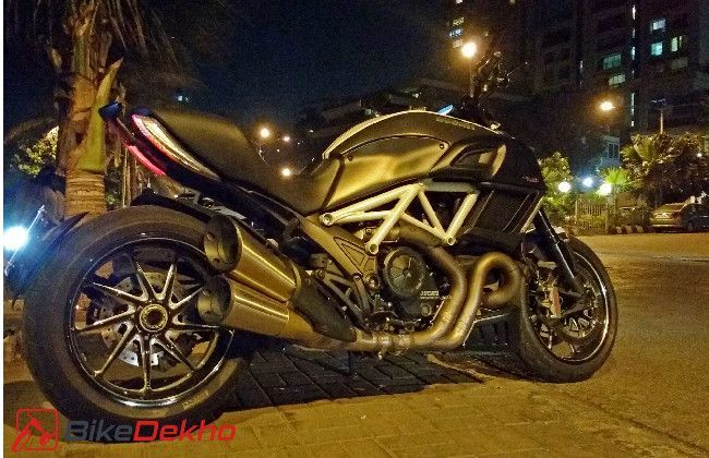 Ducati Diavel Carbon An Everyday Bike Bikedekho