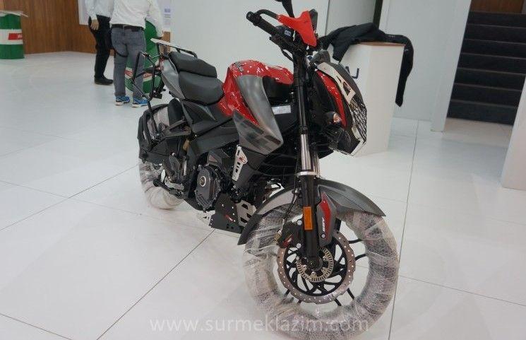 Bajaj Pulsar NS 200 Adventure edition