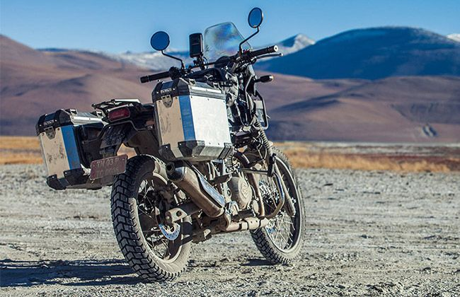 Ten Things You Must Know About the Royal Enfield Himalayan