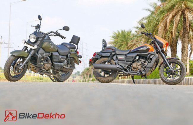UM Motorcycles price drop