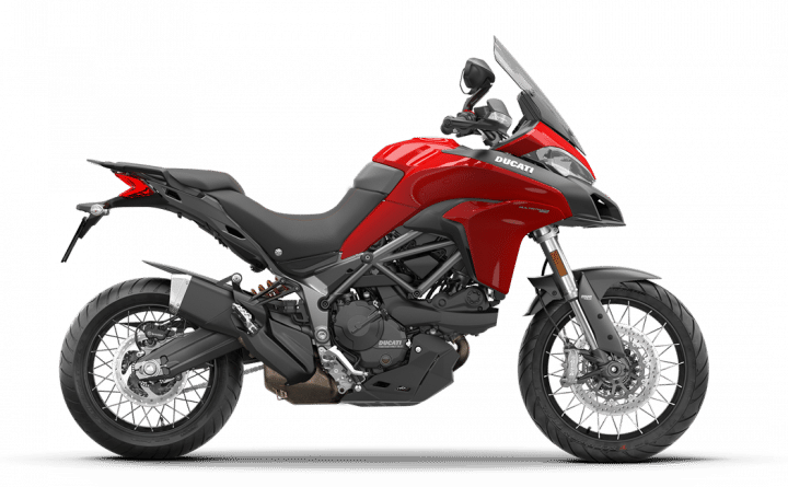 2019 Ducati Multistrada 950 Spotted Testing | Gaadi