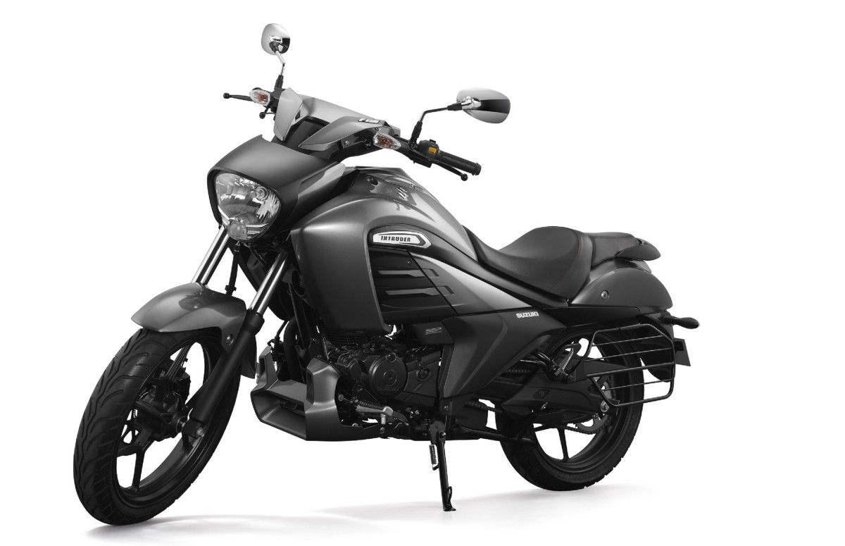 suzuki launches intruder fi at rs 1 06 896 ex delhi. Black Bedroom Furniture Sets. Home Design Ideas