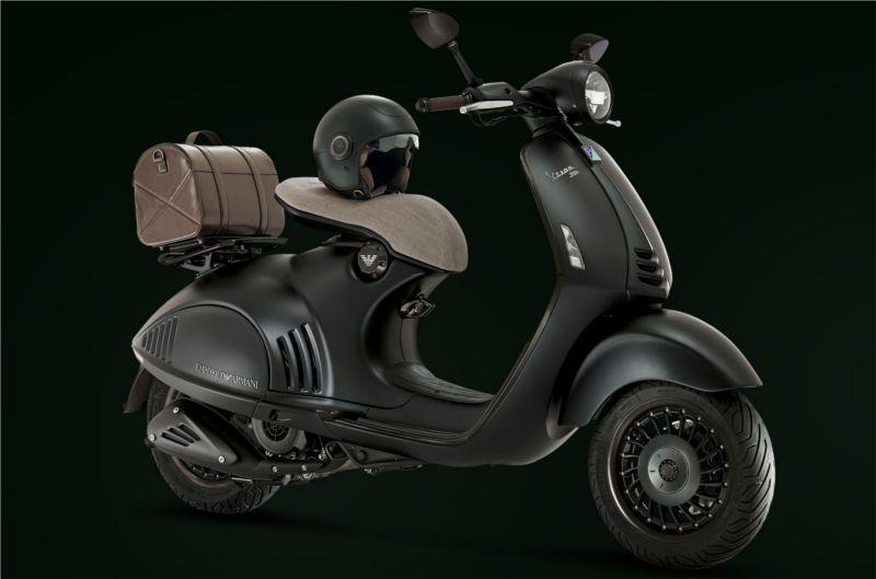 Best Scooters of 2016: Vespa 946 Emporio Armani