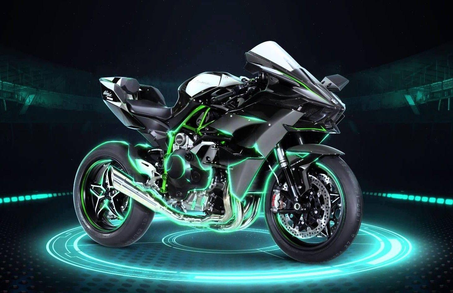 Most Expensive Bikes In India: Kawasaki Ninja H2R