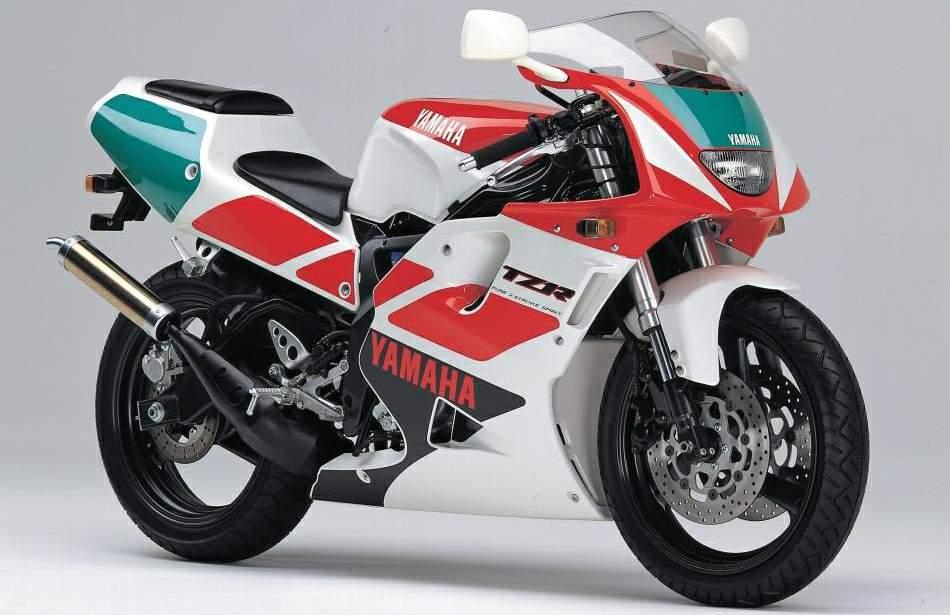 Yamaha TZR250R 3XV