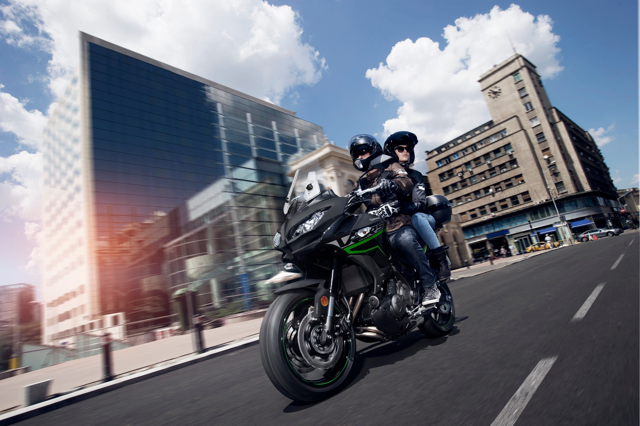 Kawasaki Launches 2019 Versys 650 In India